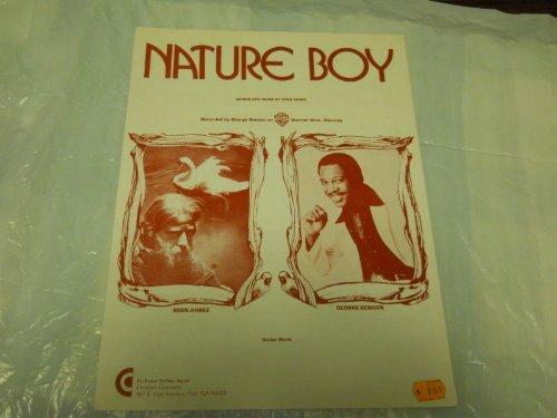 nature boy sheet music - 7