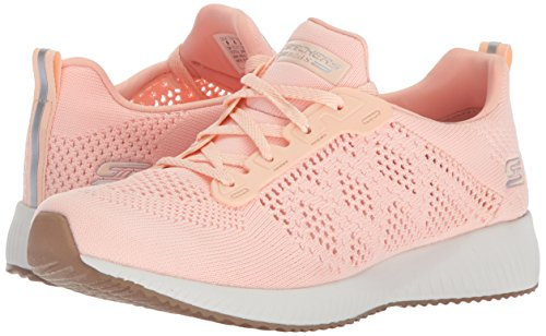 Sport 001 Skechers Femme pink ltpk Baskets Bobs Mehrfarbig 31371 P5qzv15x