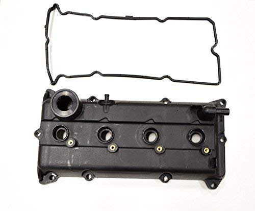 - New Engine Valve Cover and Gasket Kit 132643Z001 for 2002 2003 2004 2005 2006 Nissan Altima Sentra 2.5L Valve Seals PCV