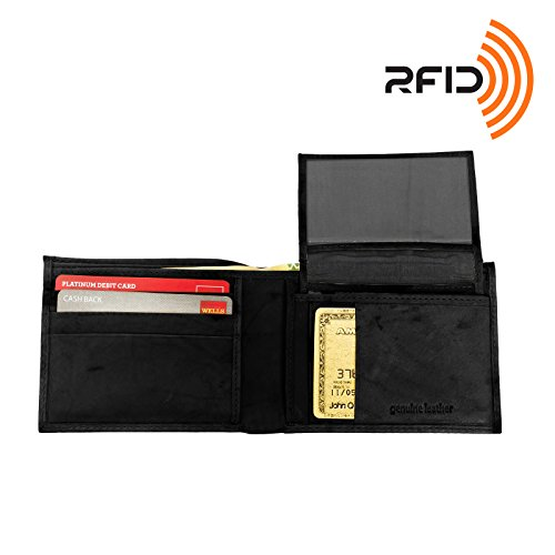 rfid-blocking-wallet-mens-rfid-travel-wallet-bifold-wallet-w-removable-card-case-by-ross-michaels-bl