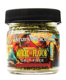Mural Of Flavor By Penzeys Spices .5 oz 1/4 cup jar