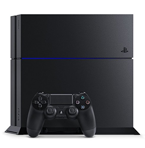 PlayStation-4-Jet-Black-1TB-CUH-1200BB01-Japan-Import
