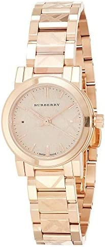 Burberry Rose Gold-Tone Ladies Watch BU9235