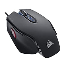 Corsair CH-9000113-NA M65 Fps Gaming Mouse, Aircraft-Grade Aluminum, 8200 Dpi, Black