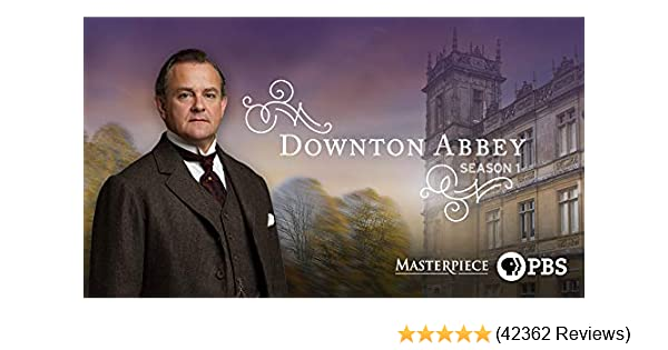 Amazon com: Watch Downton Abbey Season 1 | Prime Video