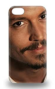 Series Skin 3D PC For Ipod Touch 5 Phone Case Cover Johnny Depp American Male John Christopher Depp Benny And Joon ( Custom Picture For Ipod Touch 5 Phone Case Cover ) Kimberly Kurzendoerfer