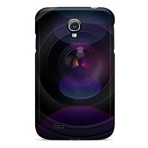For Galaxy S4 Fashion Design Camera Lens Case-dGrrY1598HOOtK