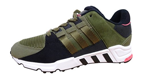 adidas Equipment Support a, Zapatillas para Mujer, Gris olive black S76844