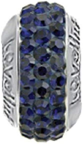 Lovelinks - 11831767-24 Indigo'Essie Vernis à Ongles Perle en cristal