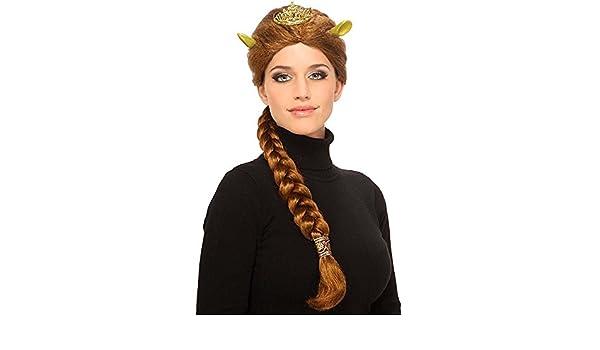 Costumes For All Occasions Ru484 Fiona Princess Wig (peluca): Amazon.es: Juguetes y juegos