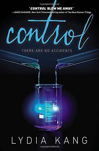control by Lydia Kang (2013-12-26)