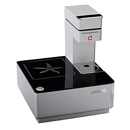 illycaffè Y1.1 Iperpresso - Máquina de café en cápsulas, color negro