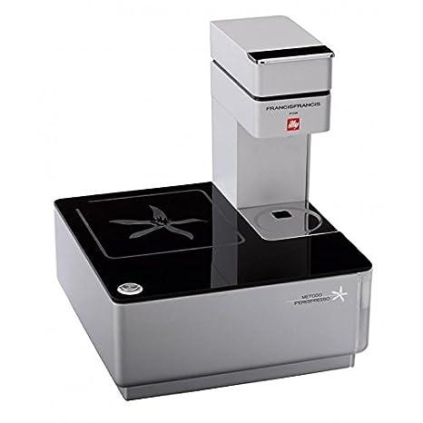illycaffè Y1.1 Iperpresso - Máquina de café en cápsulas, color negro: Amazon.es: Hogar
