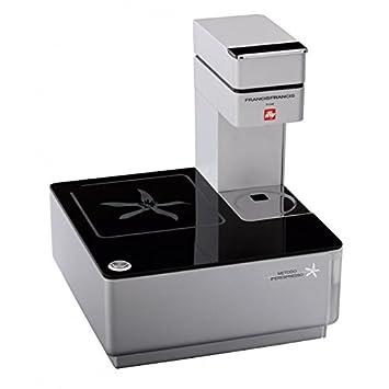 Illy 949832 Máquina de café en cápsulas 0.7 litros, Aluminio, Negro: Amazon.es: Hogar