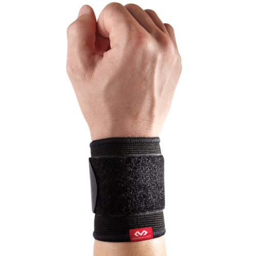 (McDavid 513 Elastic Wrist Support, Small/Medium)