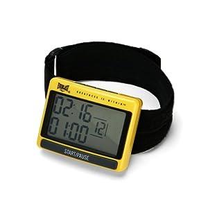 Everlast 7011 Interval Training Timer Yellow