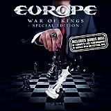 Europe: War Of Kings [CD]+[Blu-Ray]