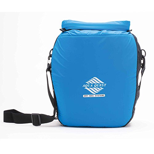 (Aqua Quest COOL CAT Waterproof Thermal Cooler Bag 12L Blue, Keep Food Hot for Picnic, Boating, Baby)