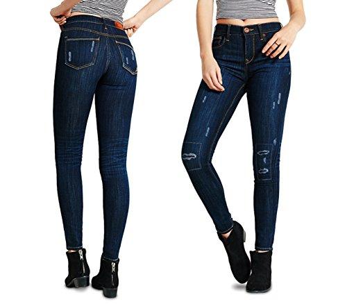 Store A Xs Vita Taglie Mod Donna Media Wave Alta 81113 Alla Annalaura Xl Slim Jeans Fit Dalla pw4qx