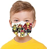 3D breathing mask animation Halloween back to school teenage boys and girls filter masks