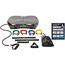 Rock Solid Whole Body Vibration Machine With 2 Year Warranty-500 Watt Motor. Includes Workout Poster