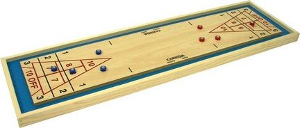Table Top Shuffleboard Set by Olympia Sports
