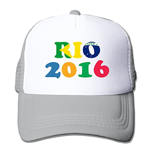 Handson Adult Two-toned Rio 2016 2 Sporting Cap Hat - Kardashian Kourtney Style Shop