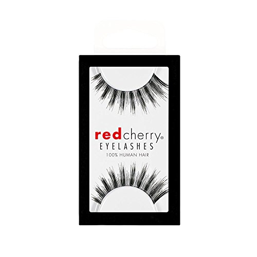 Red Cherry #106 False Eyelashes (Pack of 6 Pairs)