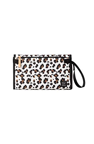 Petunia Pickle Bottom Nimble Diaper Clutch Leopard One Size