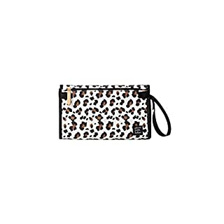 Petunia Pickle Bottom Diaper Clutch, Leopard