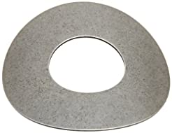 Curved Washer, High Carbon Steel, Inch, ...