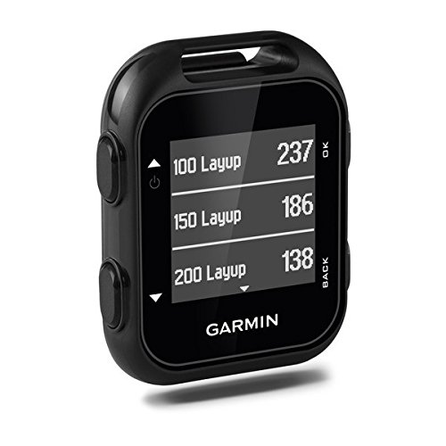 Garmin Approach G10 GIFT BOX | Bundle includes Handheld Golf GPS, PlayBetter USB Car & Wall Charging Adapters, Garmin Carrying Case, Black Gift Box and Red Bow! by PlayBetter (Image #3)