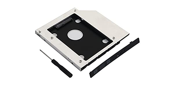 DeYoung 2 nd SATA HDD SSD Disco Duro Caddy Adaptador para Sony ...