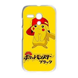 Motorola Moto G Phone Case Cover pikachu ( by one free one ) P65821