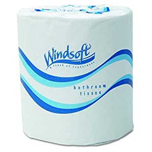 Windsoft 2405 Embossed Bath Tissue