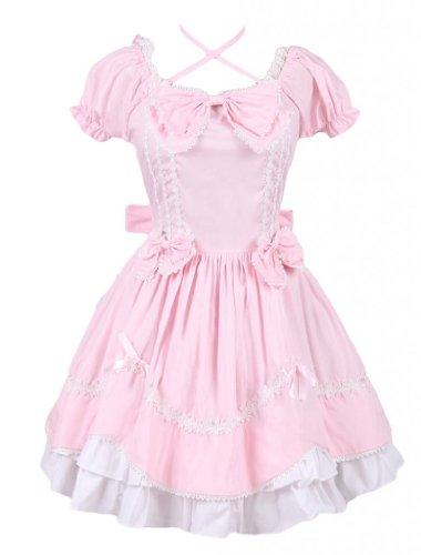 M4U Womens Cotton Ruffles Lolita product image