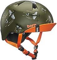 BERN, Kid's Nino Helmet with Flip V
