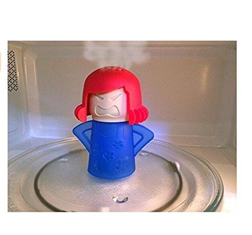 Grifrife - Limpiador de horno microondas, solo tienes que añadir vinagre y agua
