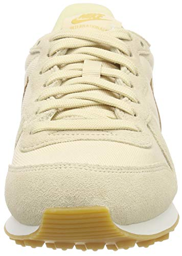White Femme WMNS 209 Wheat Beach NIKE Internationalist Chaussures Summit Gold de Fitness Multicolore PnBapBXx