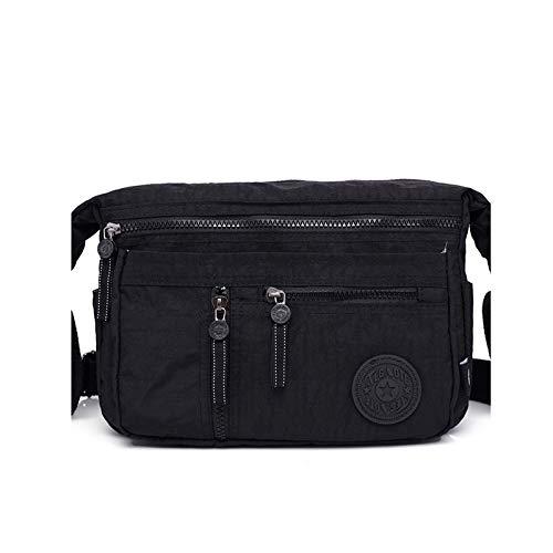 6bb677166 TEGAOTE Waterproof Women Messenger Bags Ladies Handbag Brand Design Solid  Light Crossbody Shoulder Female Bolsa Sac