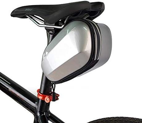 BOLSAS de SillíN para Bicicleta, Impermeable, MTB Bike Traseras ...