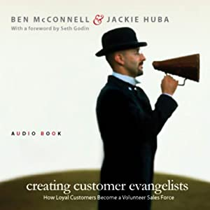 Creating Customer Evangelists Audiobook