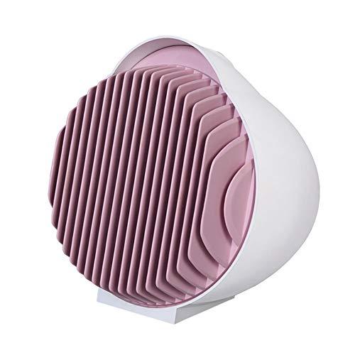 QAQ Perilla De Tres Posiciones De Cerámica Mini Calentador para El Hogar Calefacción Sala Dormitorio Oficina 2000W