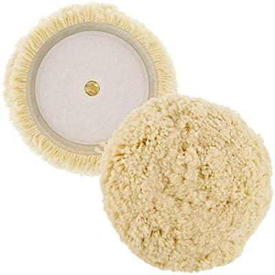 Wool polishing pad, SPTA 4pcs 8