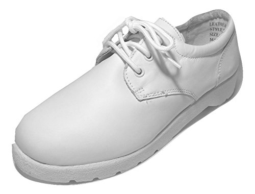 Women's 1616 Wide Soft Nurse White Easy shoes qn7PIp5