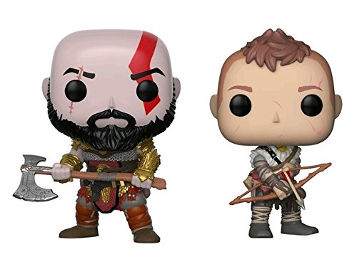 Best funko kratos and atreus for 2019