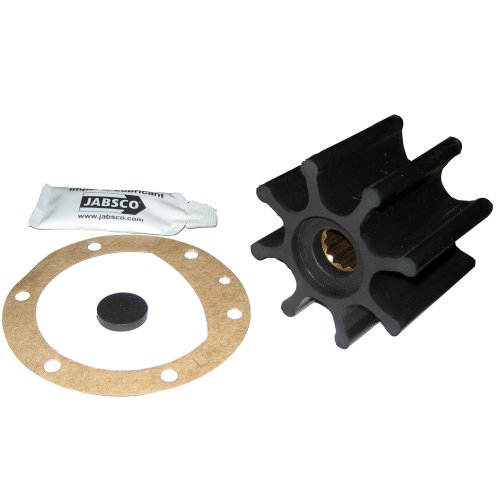The Amazing Quality Jabsco Impeller Kit - 8 Blade - Neoprene - 2-9/16