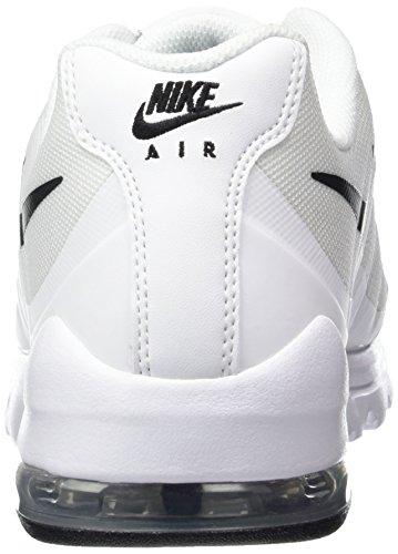 Nike Air Max Pattini Correnti Degli Uomini Invigor Bianco (bianco / Nero 100)