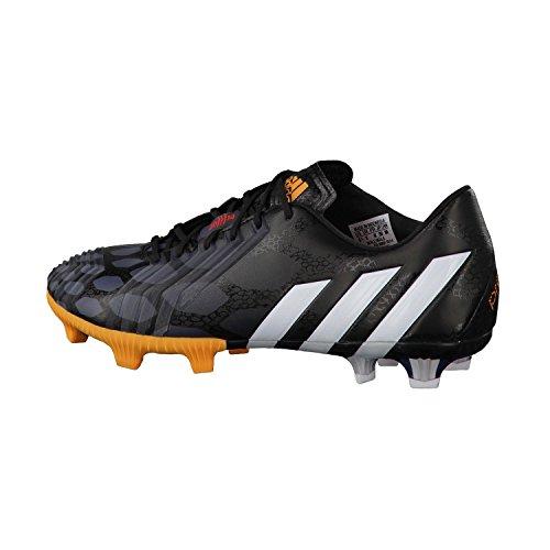 Base ball adidas Predator FG scarpa uomo istinto - Nero / arancio