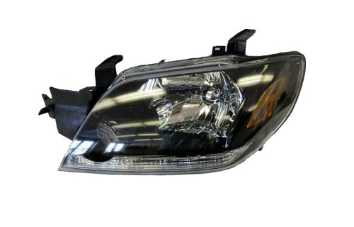 Depo 314-1145L-AS2 Headlight Assembly (MITSUBISHI OUTLANDER 03-04 ASSEMBLY DRIVER SIDE)